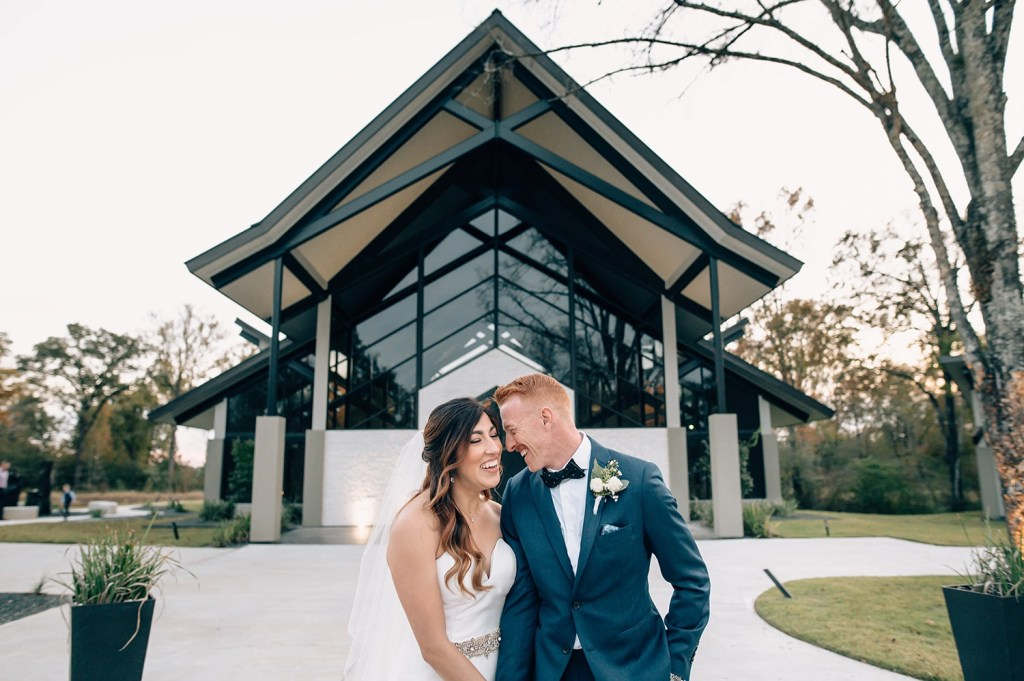 timeless wedding at jennings trace