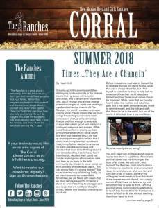 Summer Corral 2018