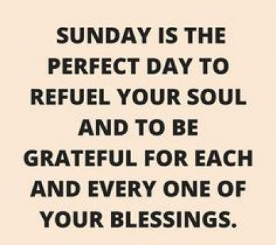 Best Sunday Quotes IMages HD