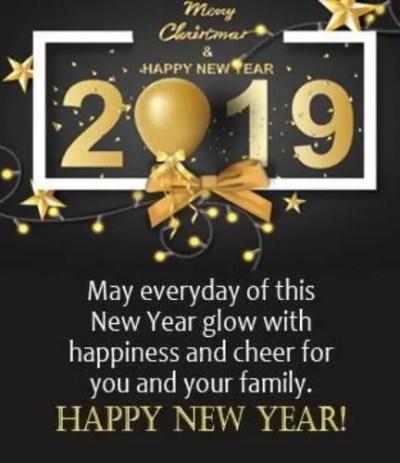 Happy New Year Wife