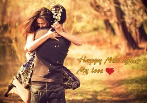 Lovely New Year Messages for Boyfriend Images