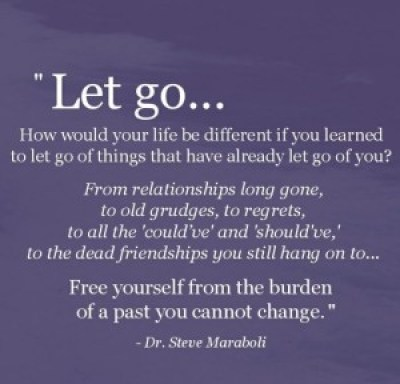Let Go Quotes Images