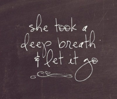 Letting go of a relationship quotes images