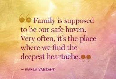 Being Hurt by Family Quotes Sayings images