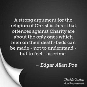 Famous Edgar Allan Poe Quotes Christanity Images