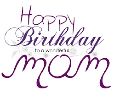 Short Happy Birthday Mom Quotes Images
