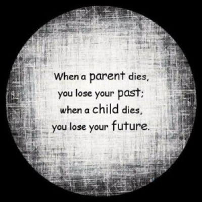 Quotes about losing a loved child Images