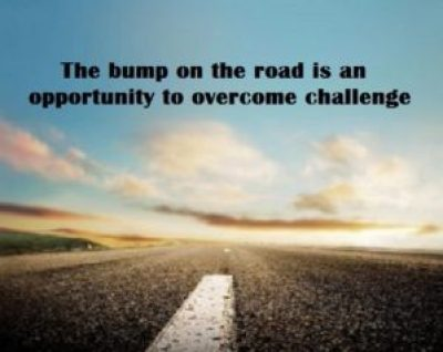 Bumps in the Road Quotes