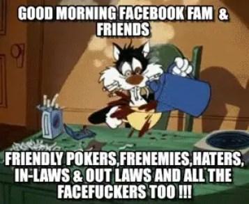Good Morning Friend Meme