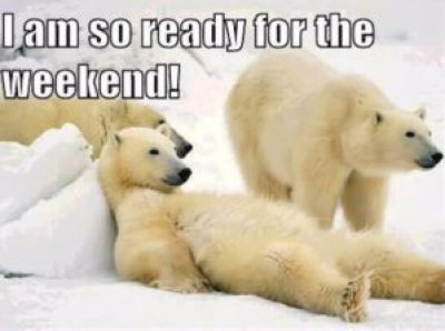 Ready for the Weekend Quotes Images