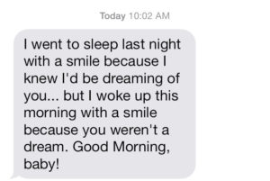 The Best Good Morning text to your Girlfriend