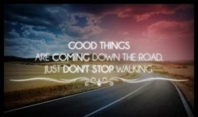 down the road quotes