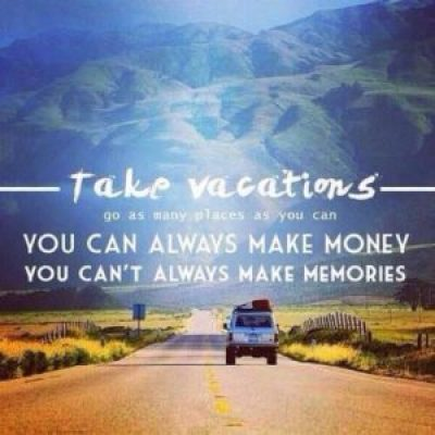Family Road Trip Quotes