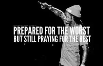 Famous Inspirational Rap Quotes Lil Wayne