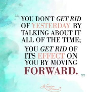 Quotes about Moving on from the Past