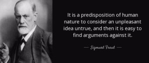 Sigmund Freud Quotes on Human Nature
