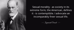 Sigmund Freud Quotes on Sexuality