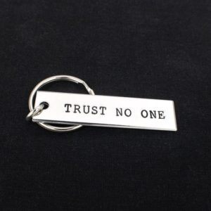 Trust no one but family quotes