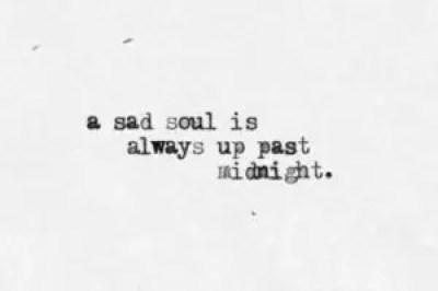 Sad Can't Sleep Quotes