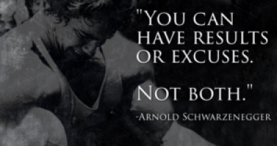 Arnold Schwarzenegger Fitness Quotes