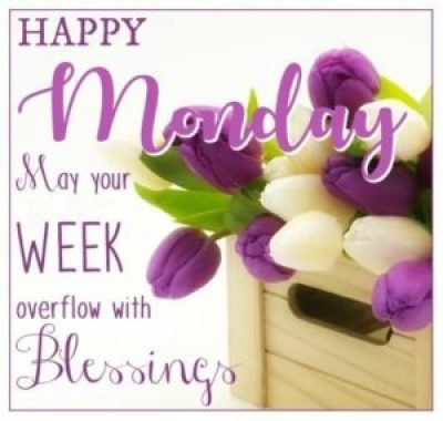 Blessed Monday Morning Sayings