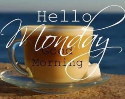 Blessed Morning Quotes Monday