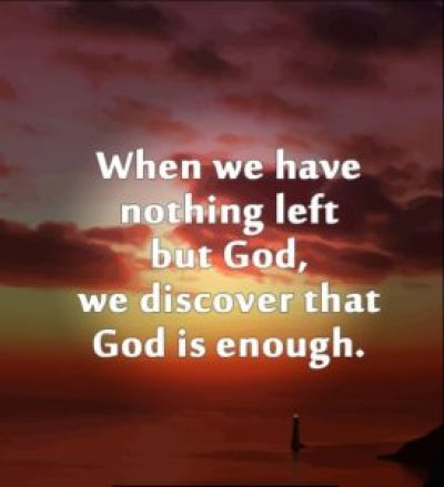 Spiritual Quotes About God's Love