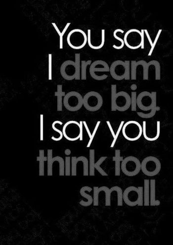 Quote on dreams