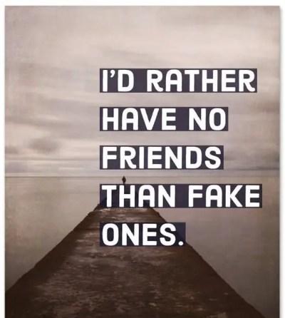 Broken Friendship Saying