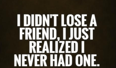 Fake Friends Picture Quotes