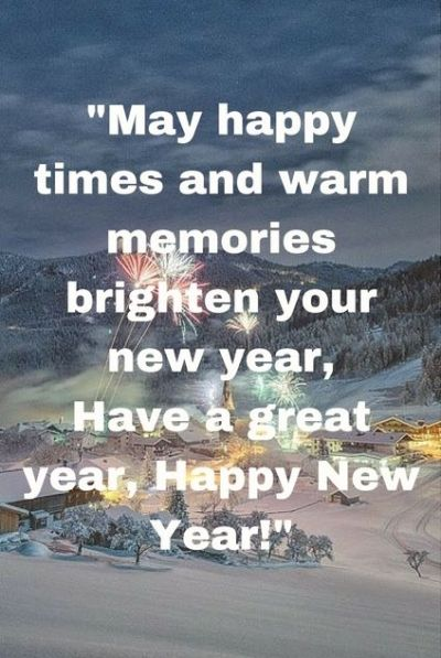 Inspirational New Year Wishes Friends
