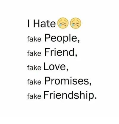 Quotes On Untrue Friendship