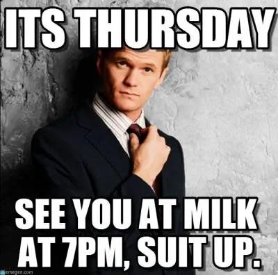 Thursday Work Memes