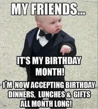 Birthday & Coffee Memes