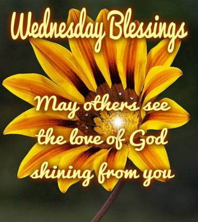 Free Wednesday Blessings