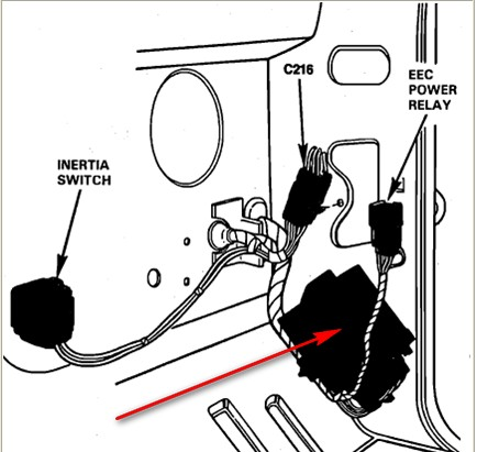 F250 Horn Wiring Technical Drawing Wiring Diagram ~ Odicis