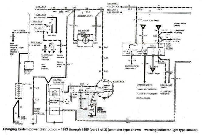 1995 ford f150 alternator wiring diagram wiring diagram 1991 ford f150 alternator wiring diagrams