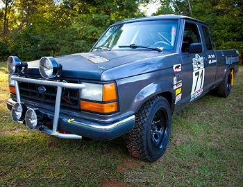 Angry Iron's Rally Ranger