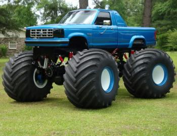 Southern Storm Monster Ford Ranger
