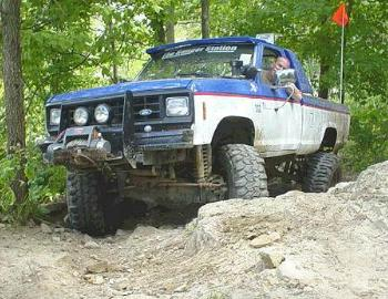 Jim Oaks' 1983 Ranger 4×4 (TRS-1)