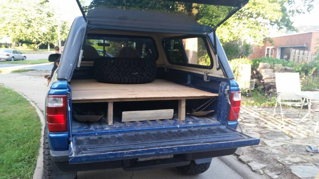 2001 ford ranger 4 4 overlander the ranger station. Black Bedroom Furniture Sets. Home Design Ideas