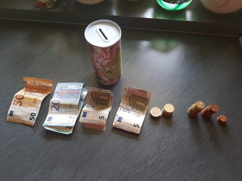 Kjus Brand Store Kitzbühel leert Spendendose