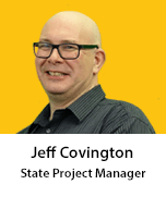 Meet Jeff Covington, State Project Manager