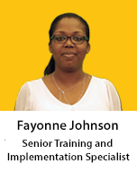 Meet Fayonne Johnson, Training and Implementation Specialist