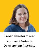 Meet Karen Niedermeier, Northeast Business Development Associate