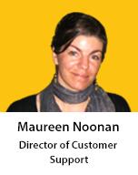 Meet Maureen Noonan, Director of Customer Support