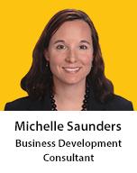 Meet Michelle Saunders, Business Development Consultant