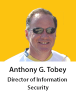 Meet Anthony G. Tobey, Director of Network Security