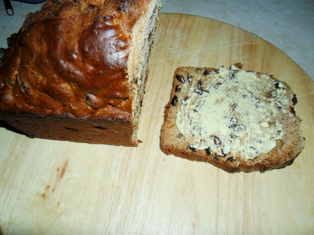 Recipe: Traditional Welsh Bara Brith