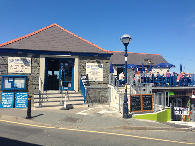 Restaurant review: The Old Watchhouse – New Quay, Ceredigion